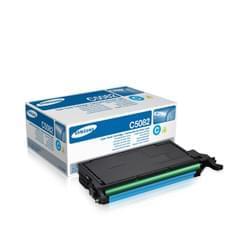 Samsung Toner CLT-C5082L Cyan (CLT-C5082L) - Achat / Vente Consommable Imprimante sur Cybertek.fr - 0