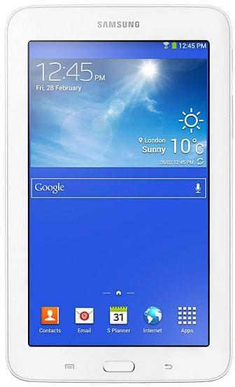 Samsung Galaxy Tab 3 Lite T113 (SM-T113) - Achat / Vente Tablette Tactile sur Cybertek.fr - 0