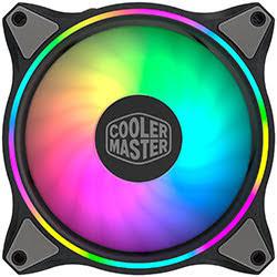 image produit Cooler Master MasterFan MF120 Halo ARGB - MFL-B2DN-18NPA-R1 Cybertek