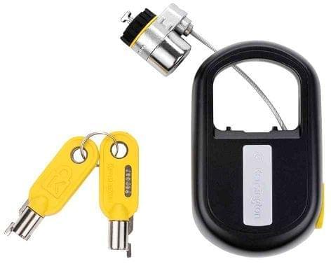 Câble de sécurité Microsaver Rétractable à clé - Kensington - 0