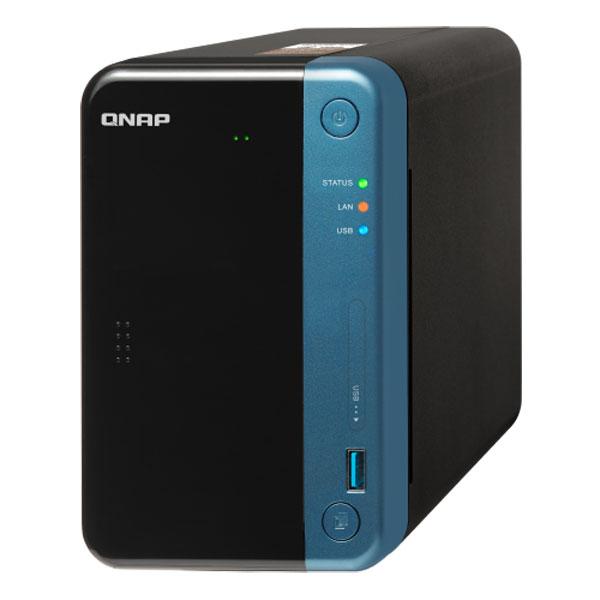 Qnap TS-253Be-4G - 2 HDD - Serveur NAS Qnap - Cybertek.fr - 4