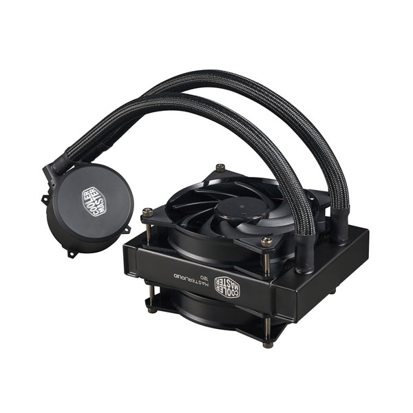 Cooler Master MasterLiquid 120 - Watercooling Cooler Master - 2