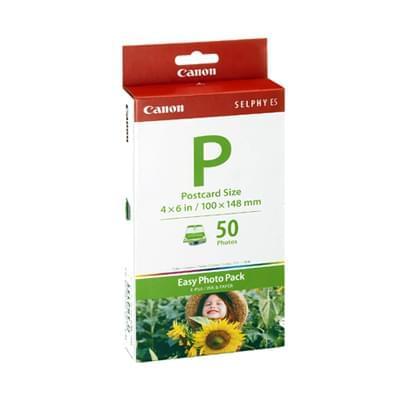 Canon Easy Photo Pack E-P50 (1247B001) - Achat / Vente Consommable Imprimante sur Cybertek.fr - 0