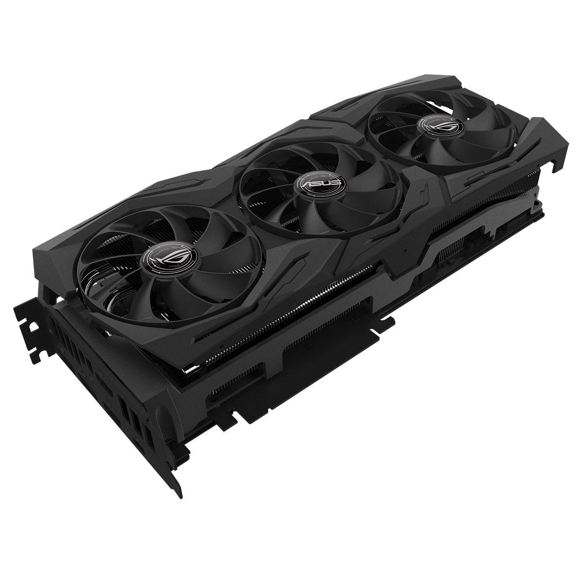 Asus GeForce ROG STRIX-RTX2080-O8G-GAMING (90YV0C60-M0NM00) - Achat / Vente Carte graphique sur Cybertek.fr - 2
