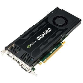 PNY nVidia Quadro - 4Go - carte Graphique PC - GPU nVidia - 0