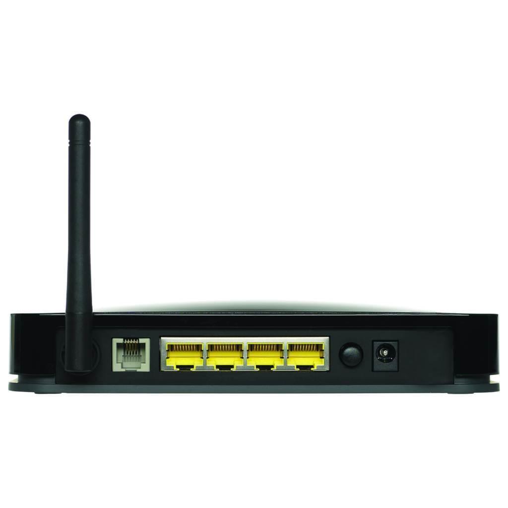 Netgear DGN1000 (DGN1000-100PES) - Achat / Vente Routeur sur Cybertek.fr - 0