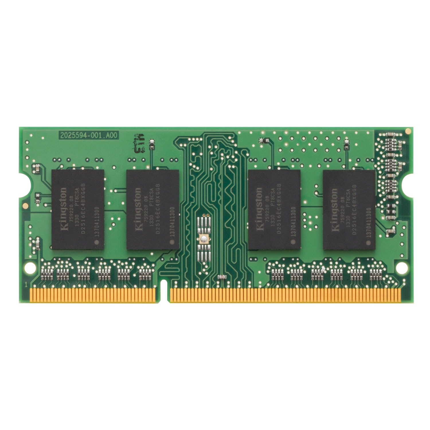 Kingston ValueRAM KVR21S15S8/8 (KVR21S15S8/8) - Achat / Vente Mémoire PC portable sur Cybertek.fr - 1