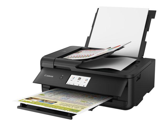 Imprimante multifonction Canon TS9550 Black A3 - Cybertek.fr - 2