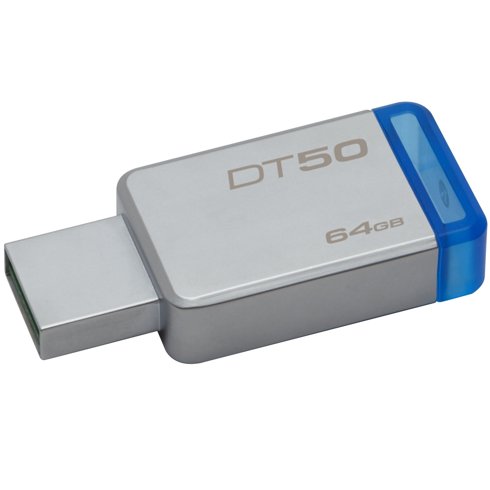 Kingston 64Go USB 3.1 - Clé USB Kingston - Cybertek.fr - 0