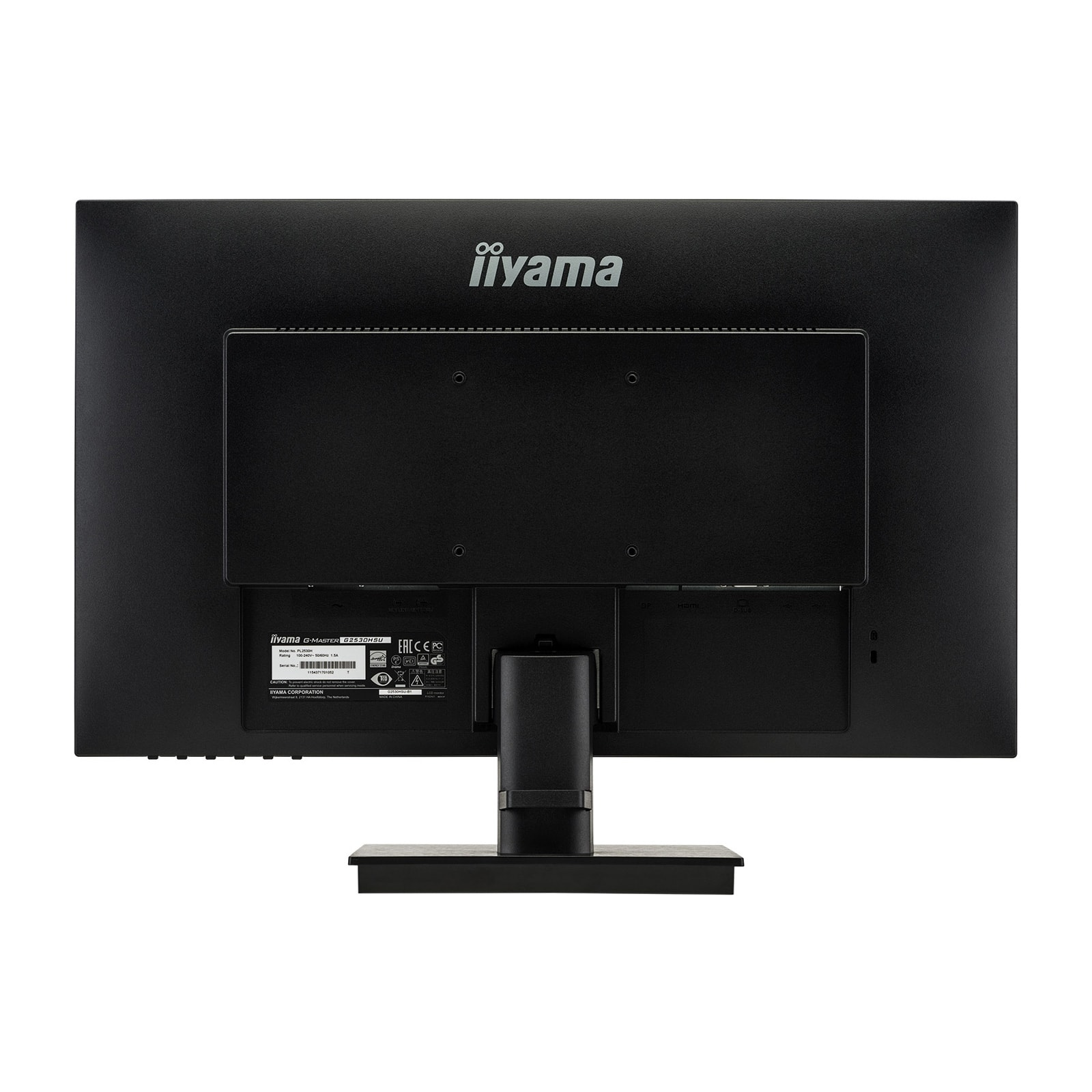 "Iiyama 25""  G2530HSU-B1 - Ecran PC Iiyama - Cybertek.fr - 1"