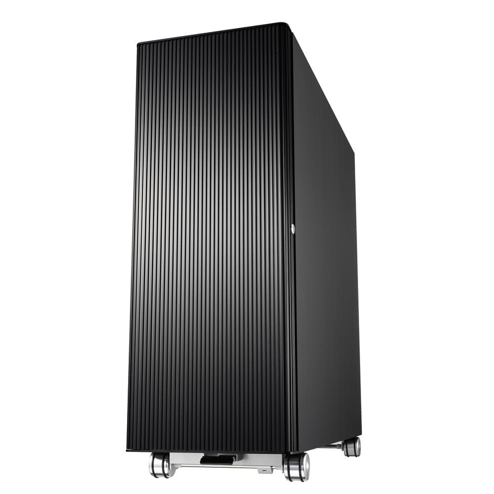 Lian-Li GT/Sans Alim/ATX/Alu/Noir Noir - Boîtier PC Lian-Li - 0