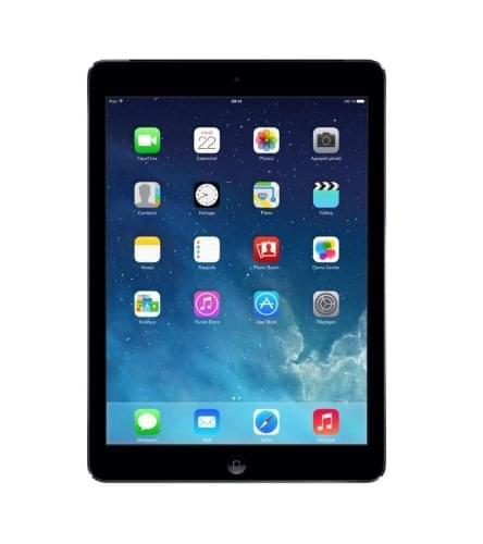 Apple iPad Air 16Go WiFi Gris Sidéral (Noir) - Tablette tactile - 0
