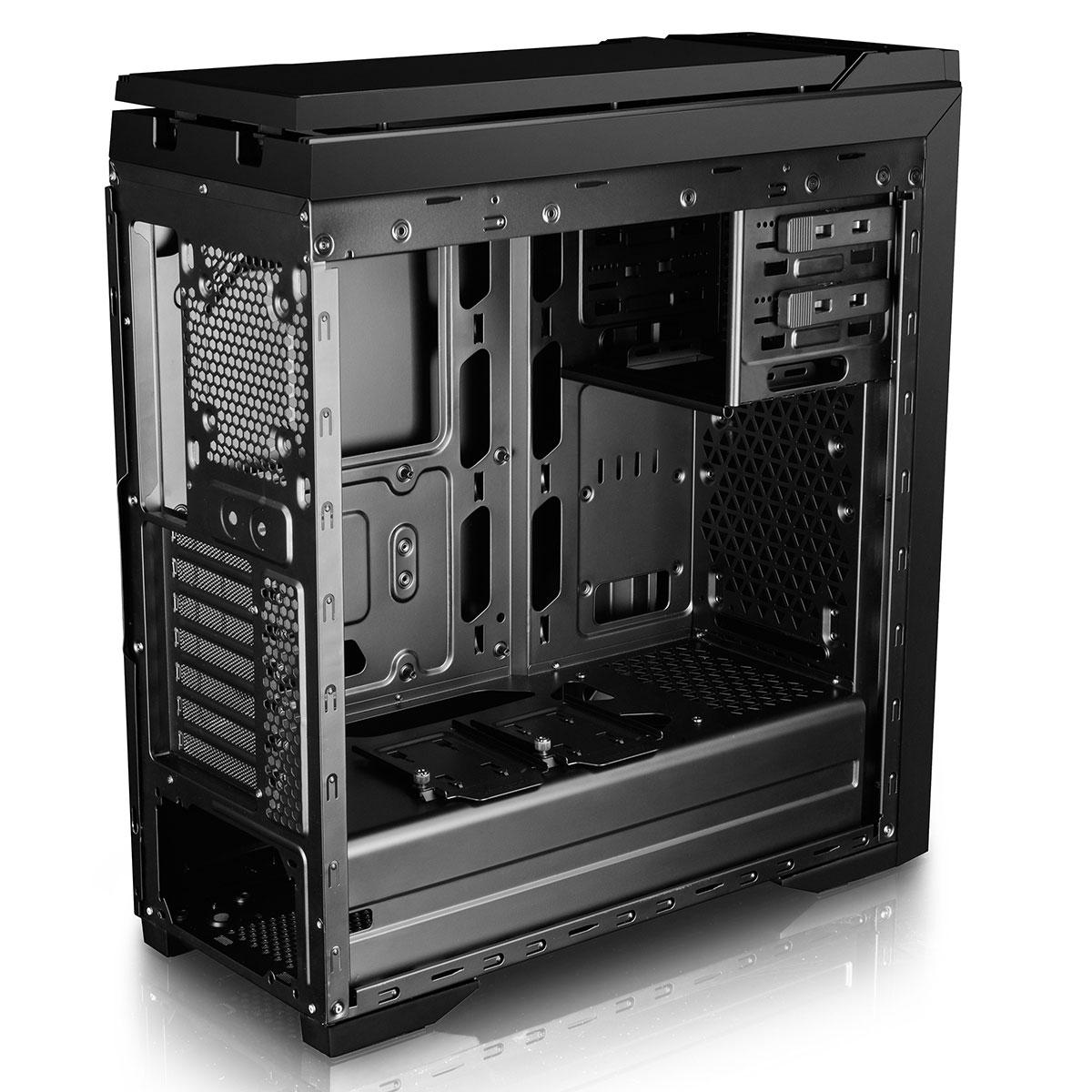 Deepcool DUKASE V2 Noir - mt/Ss Alim/ATX (DUKASE BKV2) - Achat / Vente Boîtier PC sur Cybertek.fr - 3