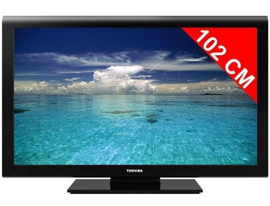 Toshiba 40LV933G (40LV933G) - Achat / Vente TV sur Cybertek.fr - 0