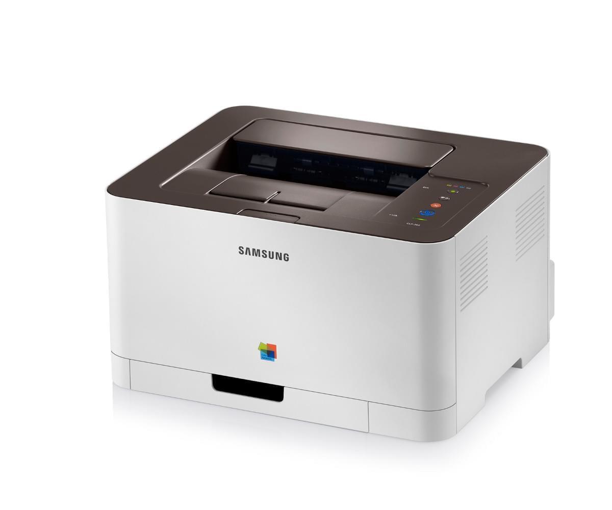 Samsung CLP-365 (Laser Couleur)  Garantie 3 ans (CLP-365/SEE) - Achat / Vente Imprimante sur Cybertek.fr - 0