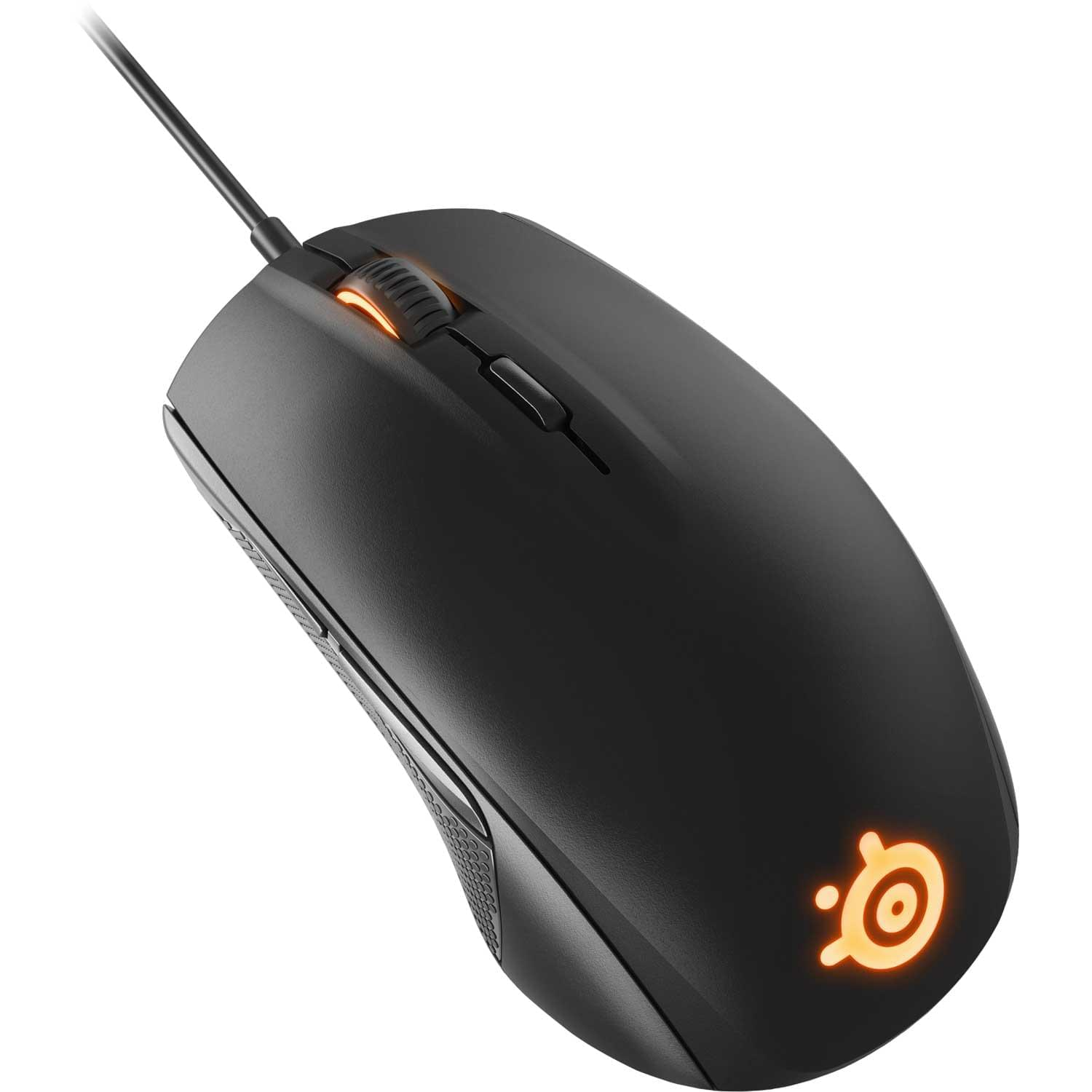 Steelseries Rival 100 Black - Souris PC Steelseries - Cybertek.fr - 0