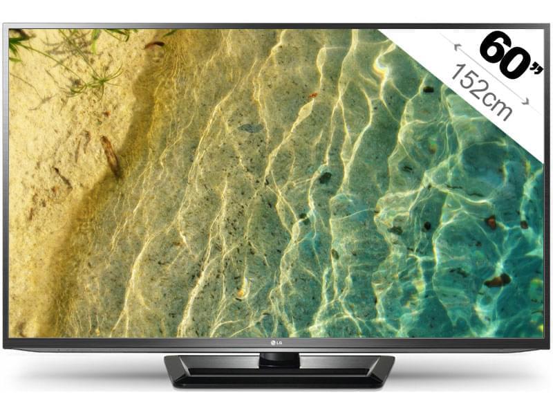 LG 60PA6500 (60PA6500) - Achat / Vente TV sur Cybertek.fr - 0