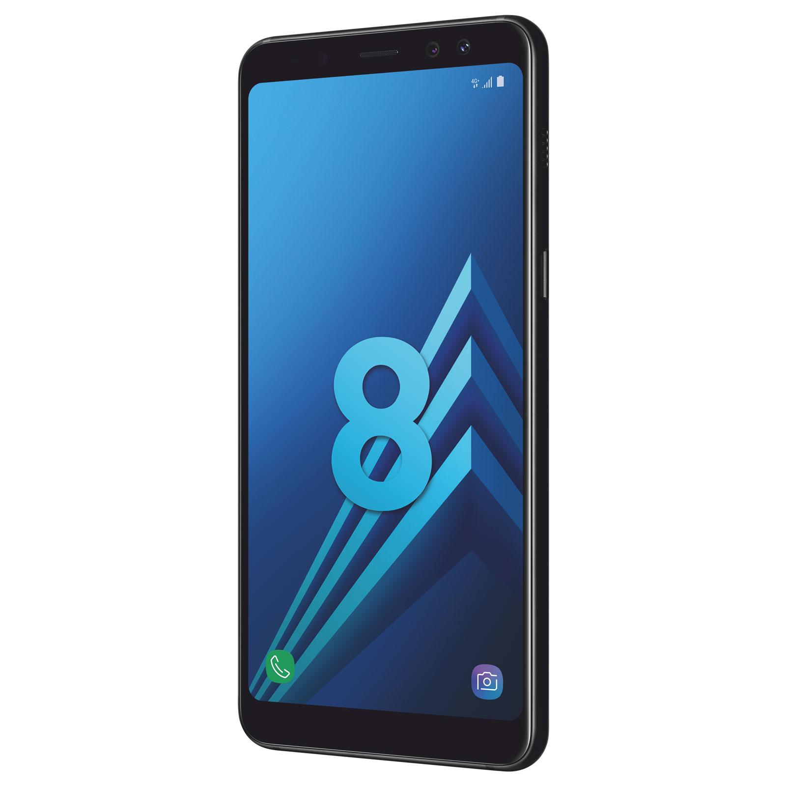 Samsung Galaxy A8 A530 32Go Noir Dual Sim (SM-A530FZKDXEF) - Achat / Vente Téléphonie sur Cybertek.fr - 3