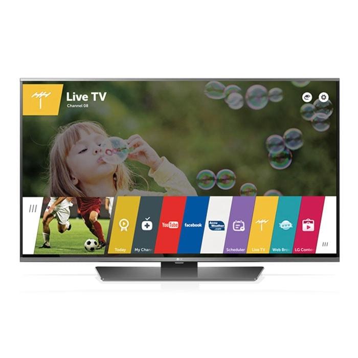LG 40LF630V (40LF630V) - Achat / Vente TV sur Cybertek.fr - 0