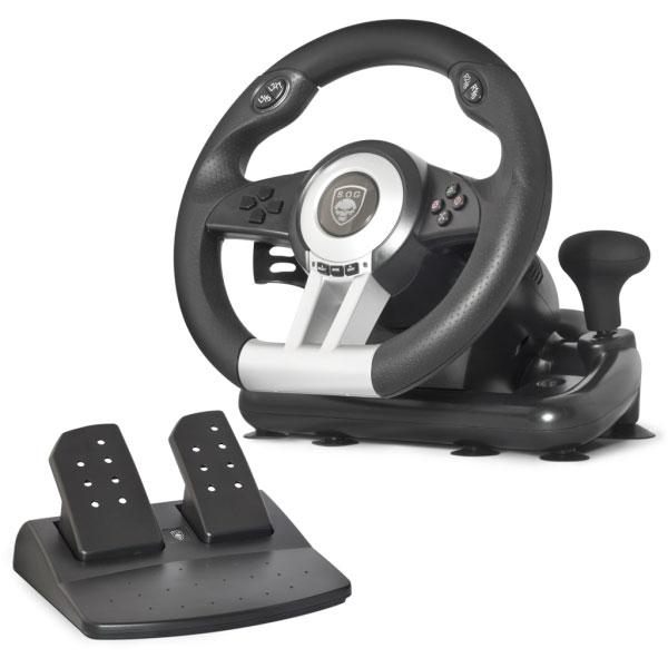 Spirit Of Gamer Race Wheel Pro - Périphérique de jeu - Cybertek.fr - 0