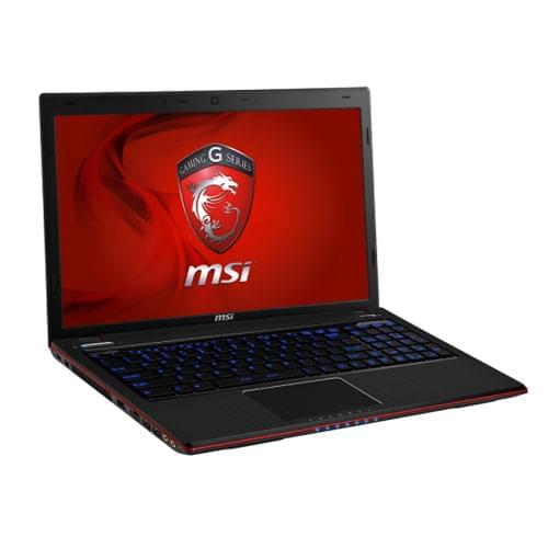 MSI 9S7-16GC11-009 FDV => GE60 2PE-005FR - PC portable MSI - 0