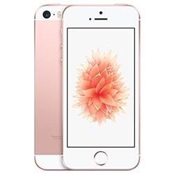 Apple Téléphonie iPhone SE 16Go Or Rose Cybertek