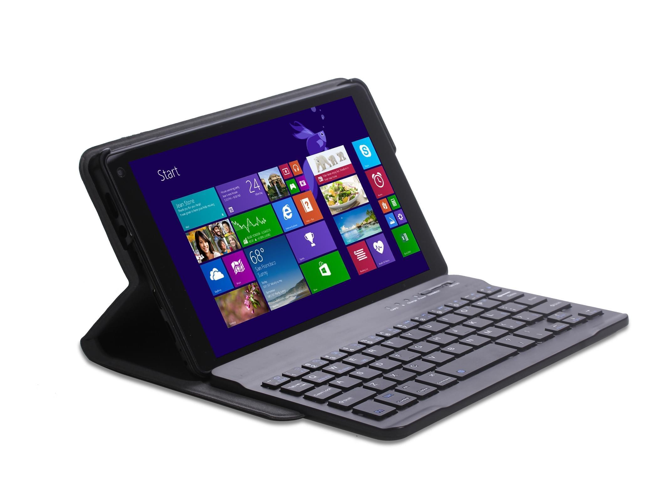 DUST DU-i8080BK Dock clav. - Tablette tactile DUST - Cybertek.fr - 0
