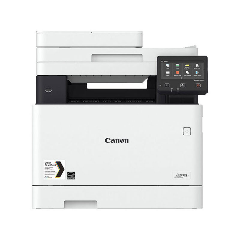 Imprimante multifonction Canon i-SENSYS MF732Cdw - Cybertek.fr - 0