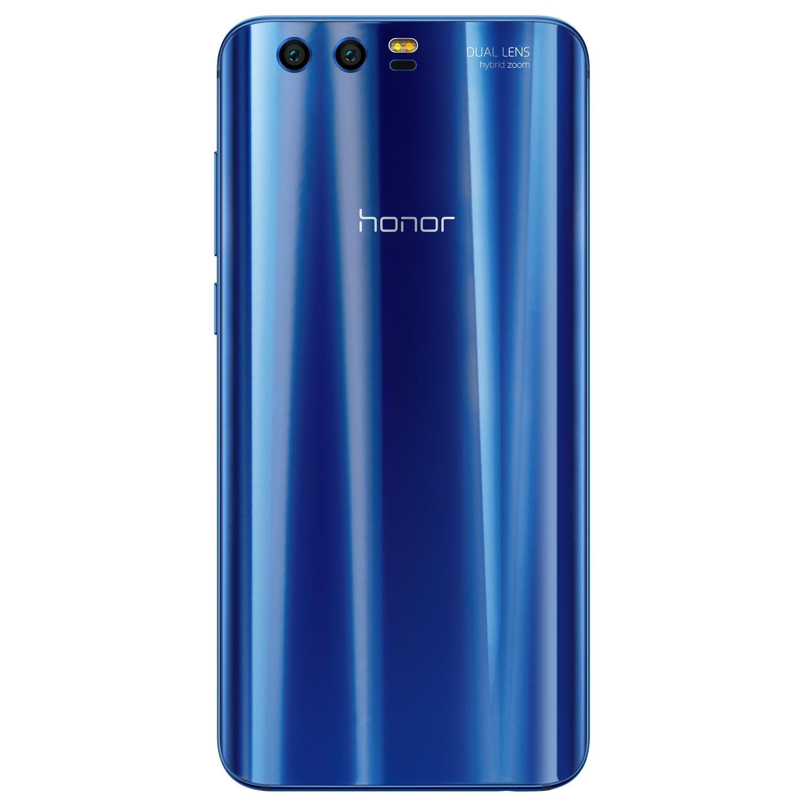 Huawei Honor 9 128Go Bleu - Téléphonie Huawei - Cybertek.fr - 1