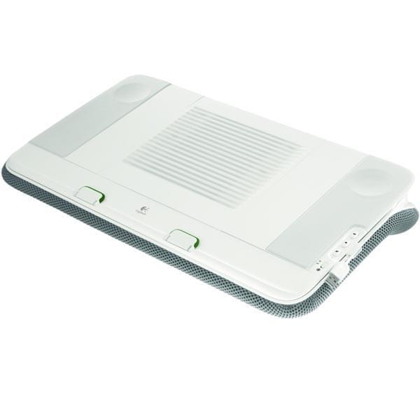 Speaker Lapdesk N700 - Accessoire PC portable Logitech - 0