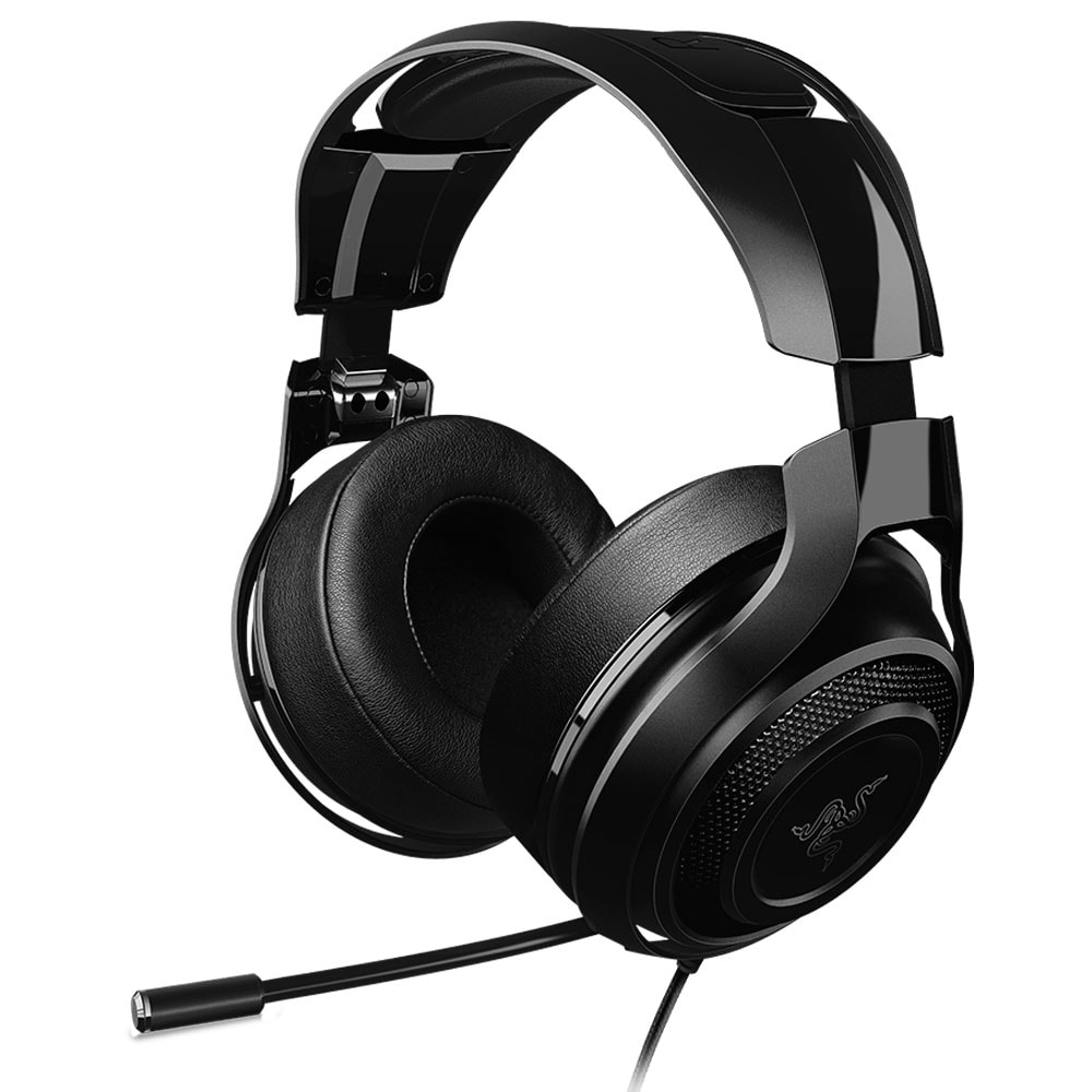 Razer ManO'War 7.1 Noir 7.1 Surround Noir - Micro-casque - 0