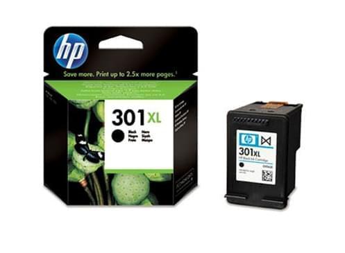 HP Cartouche 301XL Noir (CH563EE) - Achat / Vente Consommable Imprimante sur Cybertek.fr - 0