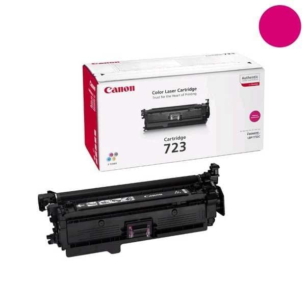 Canon Toner CRG 723 Magenta 8500p (2642B002) - Achat / Vente Consommable Imprimante sur Cybertek.fr - 0