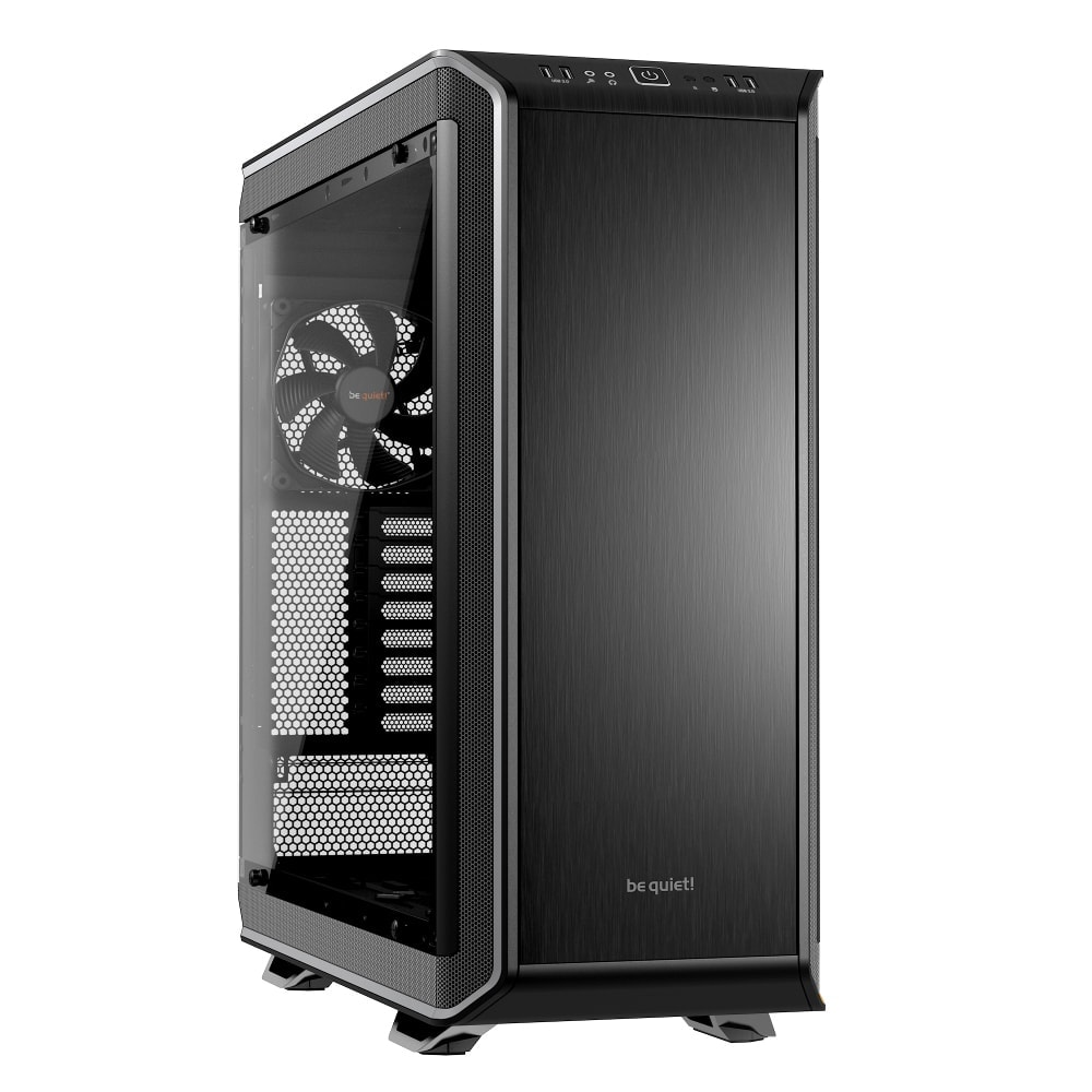 Be Quiet! Dark Base Pro 900 Silver Noir - Boîtier PC Be Quiet! - 0