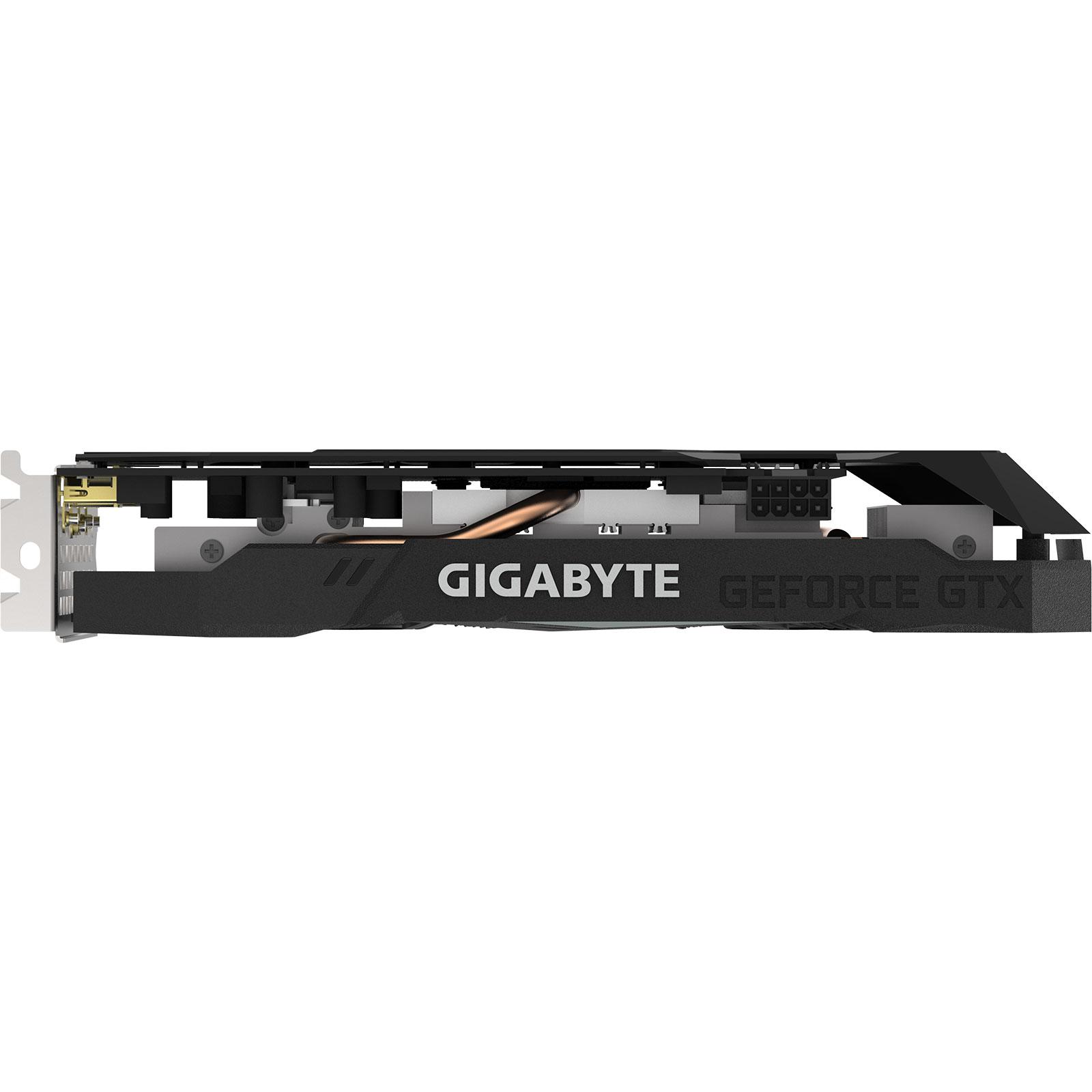 Gigabyte GV-N166TOC-6GD 6Go - Carte graphique Gigabyte - 3