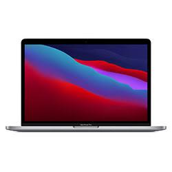 "image produit Apple MacBook Pro MYD82FN/A - M1/8Go/256Go/13.3""/GrisSid Cybertek"