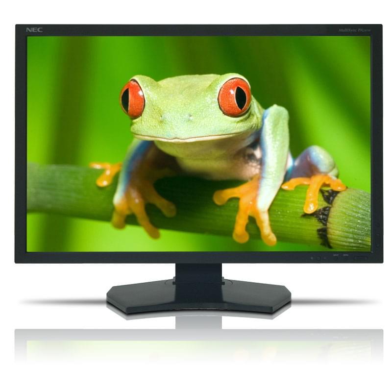 NEC PA271W-BK (60002925) - Achat / Vente Ecran PC sur Cybertek.fr - 0