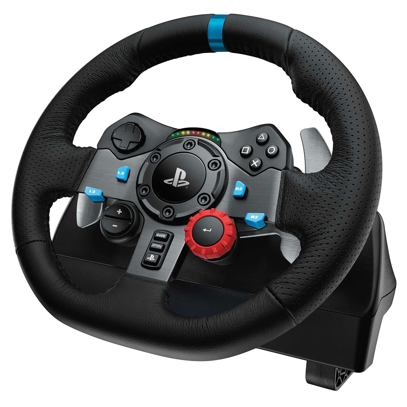 Logitech Volant G29 Driving Force - Périphérique de jeu - 1