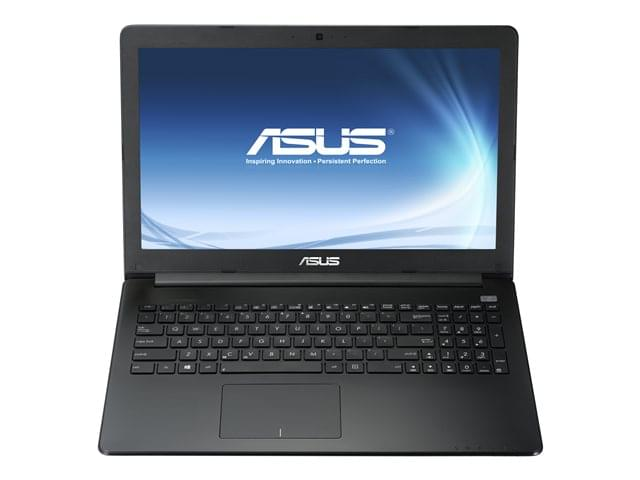 Asus F502CA-XX081H (F502CA-XX081H) - Achat / Vente PC Portable sur Cybertek.fr - 0