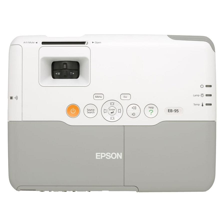Epson EB-95 (V11H383040) - Achat / Vente Vidéoprojecteur sur Cybertek.fr - 0