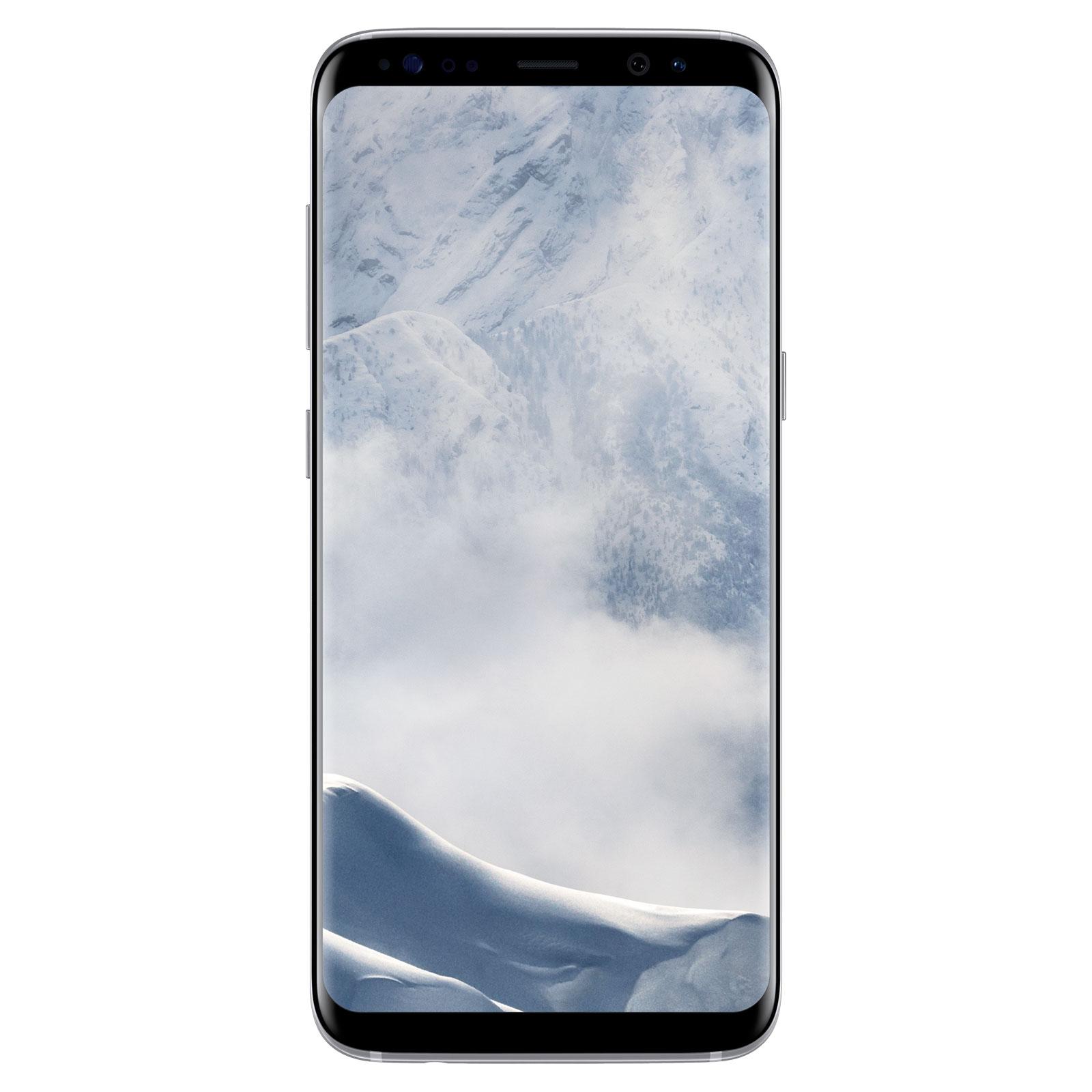 Samsung Galaxy S8 64Go G950 Artic Silver - Téléphonie Samsung - 0