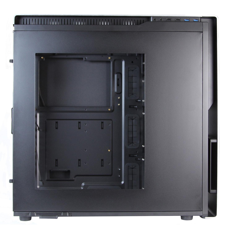 Antec P380 Noir (P380-EU) - Achat / Vente Boîtier PC sur Cybertek.fr - 3