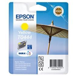 Cybertek Consommable imprimante Epson Cartouche d'encre T0444 Jaune HC 420p