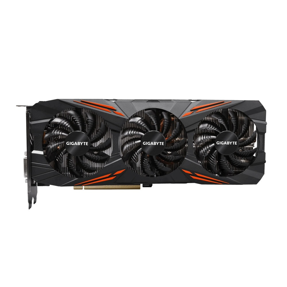 Gigabyte GeForce GTX1080 G1 Gaming-8GD (GV-N1080G1 GAMING-8GD ) - Achat / Vente Carte Graphique sur Cybertek.fr - 2