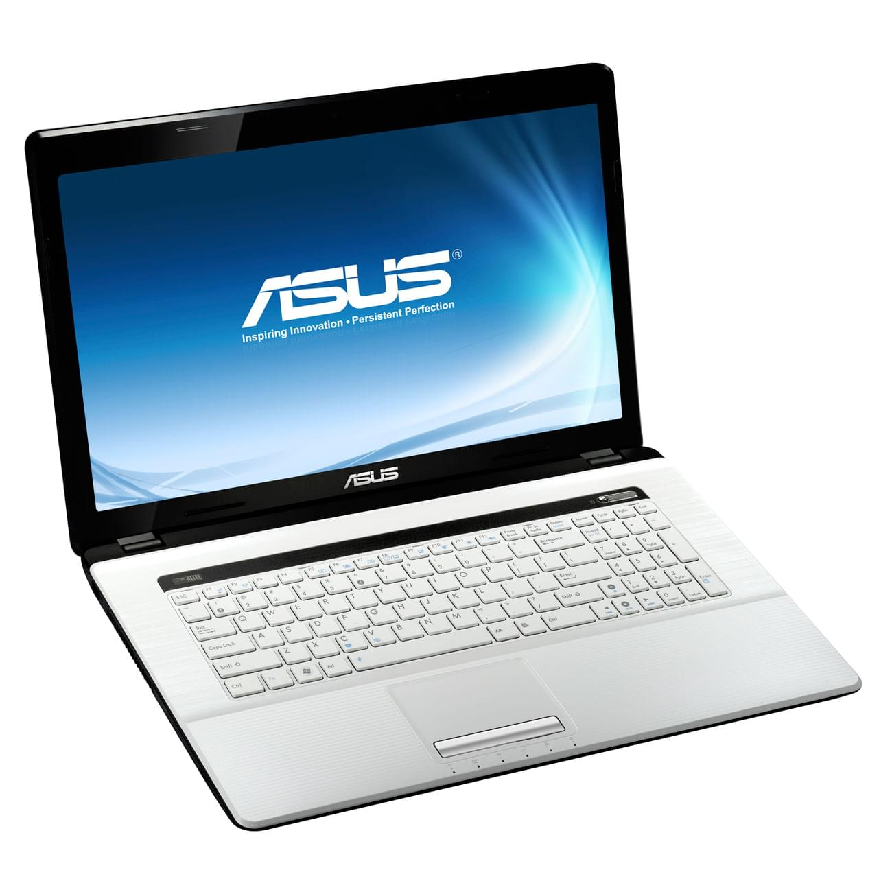 Asus K73SD-TY207V Blanc (K73SD-TY207V) - Achat / Vente PC portable sur Cybertek.fr - 0