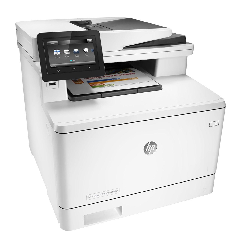 HP Color LaserJet Pro MFP M477fdn (CF378A#B19) - Achat / Vente Imprimante multifonction sur Cybertek.fr - 1