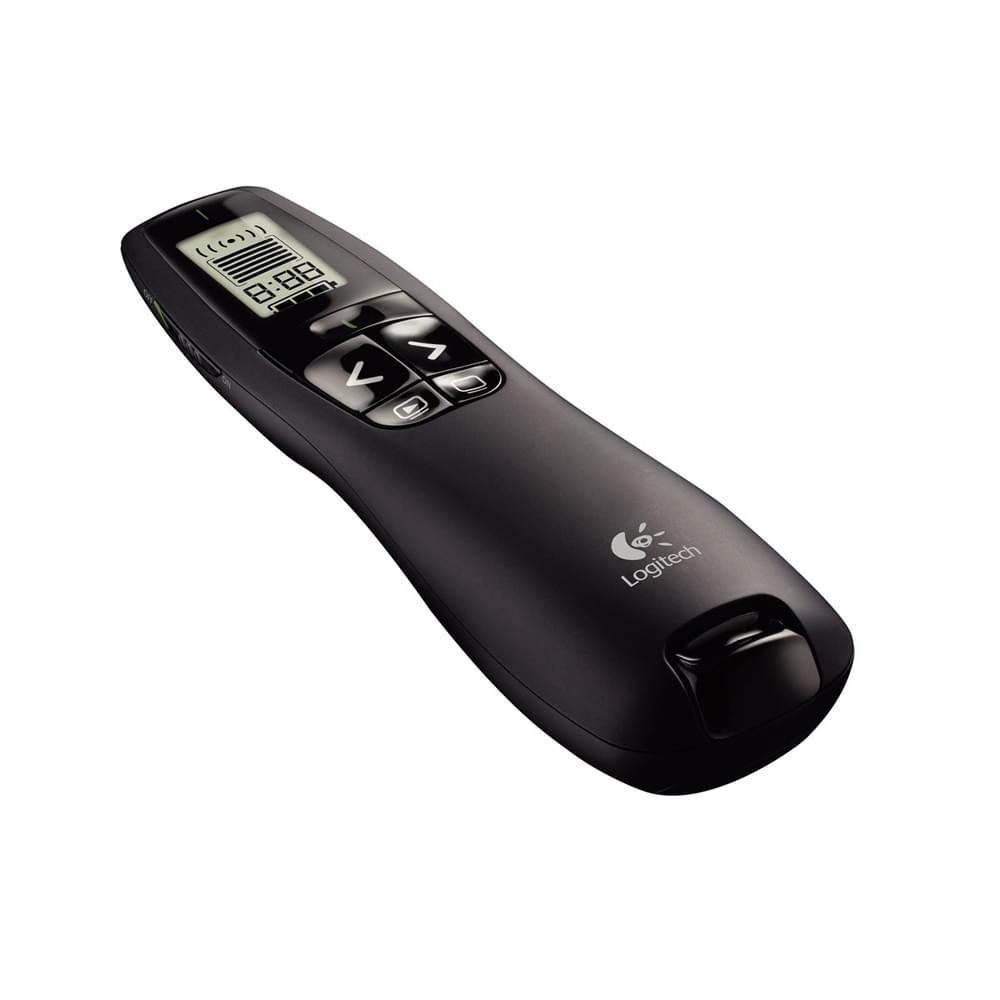 Télécommande de présentation - R700 - Telecommande Logitech - 0