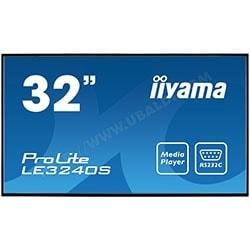 "Cybertek Ecran PC Iiyama LE3240S-B1 - 32"" IPS/8ms/FHS/VGA/DVI/HDMI/USB"