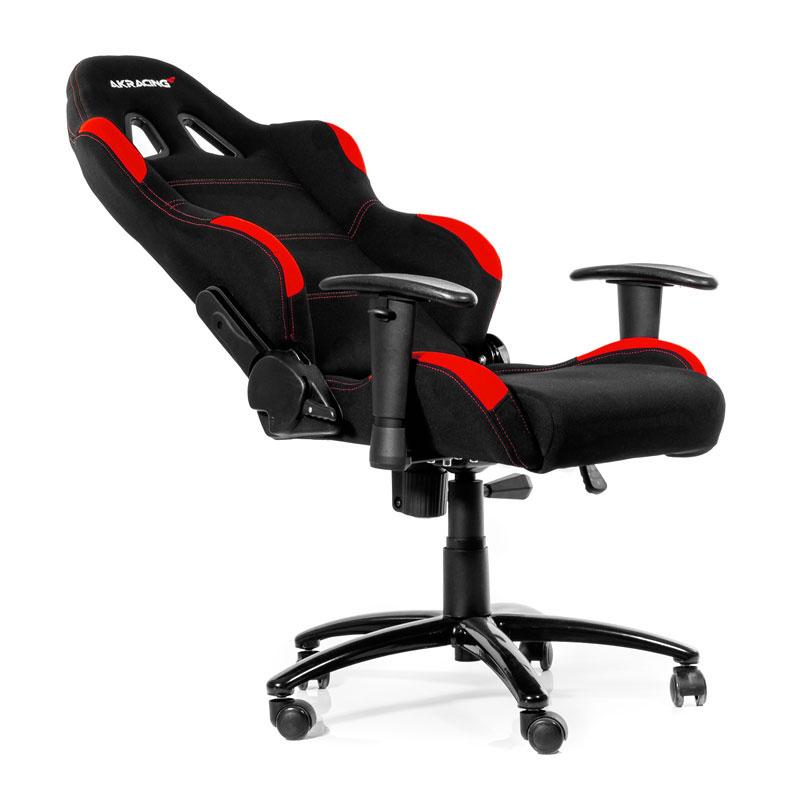 AKRacing Gaming Chair K7012 Noir/Rouge - Siège PC Gamer - 4