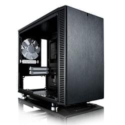 Fractal Design Boîtier PC Define Nano S Black - mT/sans Alim/ITX Cybertek